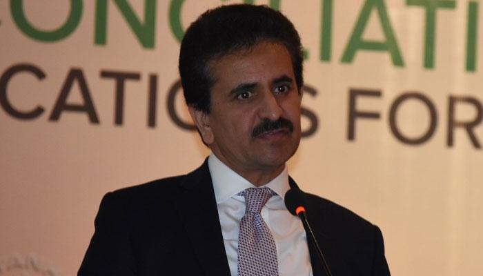 45 ممالک کی امن مشقیں پاکستان میں منعقد ہوئی ہیں، ترجمان دفتر  خارجہ