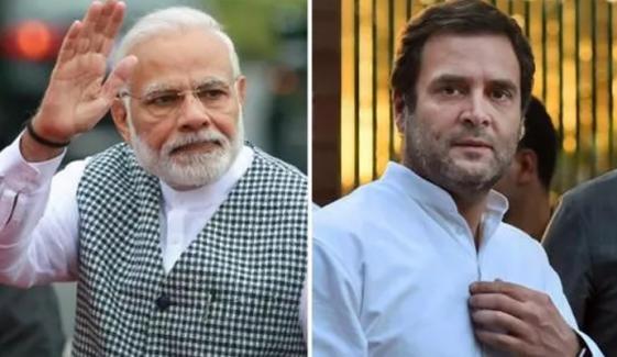 نریندر مودی نے لداخ کی بھارتی زمین چین کو دے دی، راہول گاندھی