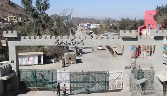 طورخم بارڈر پر اسلحہ افغانستان اسمگل کرنے کی کوشش ناکام بنادی گئی