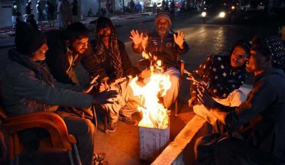 کراچی میں اب سردی نہیں آئے گی، محکمہ موسمیات