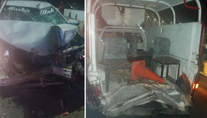 کراچی: تیز رفتار کار کی ٹکر سے رینجرز اہلکار شہید
