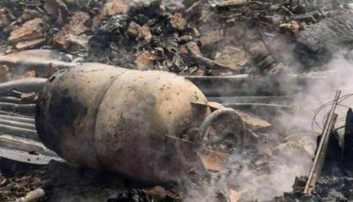 شمالی وزیرستان، مکان میں گیس سلنڈر دھماکا،2 بچوں سمیت 3 افراد جاں بحق