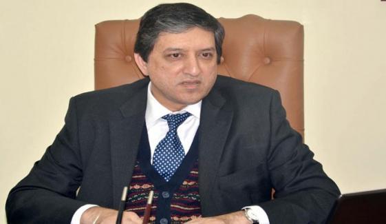سینیٹ: سلیم مانڈوی والا نے کاغذاتِ نامزدگی جمع کرا دیئے