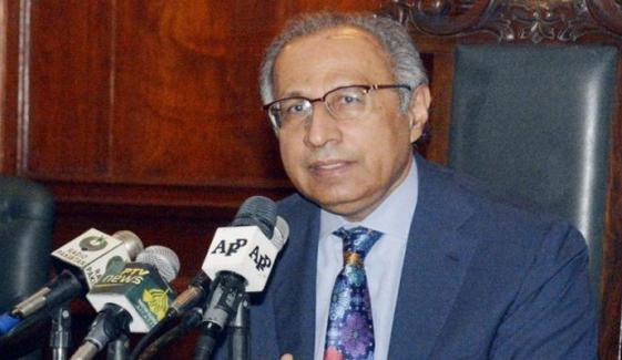 پاکستان کے جمہوری عمل پر سب کو فخر ہے، عبد الحفیظ شیخ