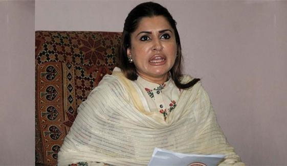 الیکشن کمیشن پی ٹی آئی حکومت کا سہولت کار بن گیا، شازیہ مری