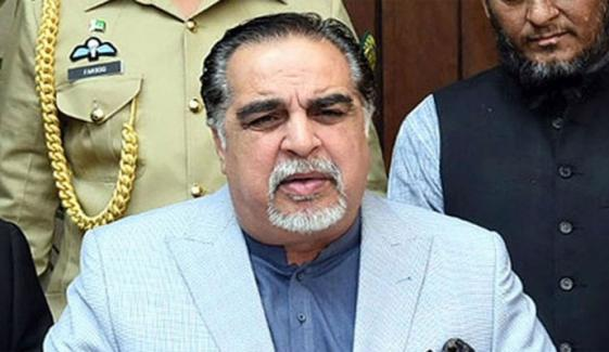 فائر ٹینڈر منصوبہ پبلک پرائیوٹ پارٹنر شپ کے تحت چلے گا: گورنر سندھ
