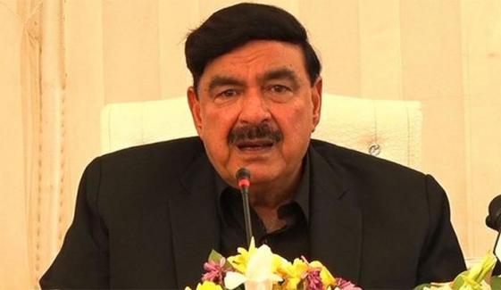 جس اسمبلی کو گالی دیتے ہیں اس ہی سے ووٹ مانگنے جارہے ہیں، شیخ رشید