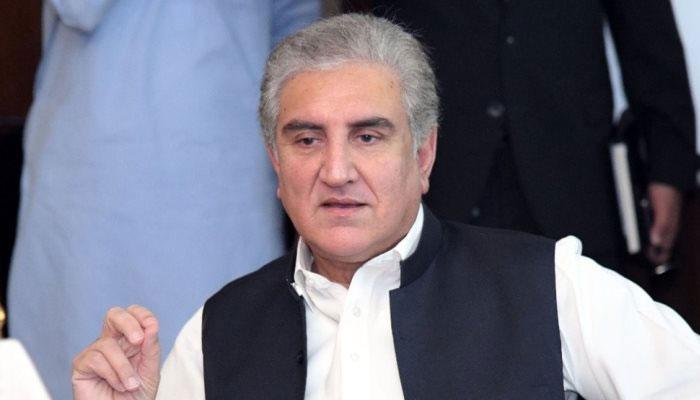 وزیرخارجہ شاہ محمود قریشی کراچی پہنچ گئے