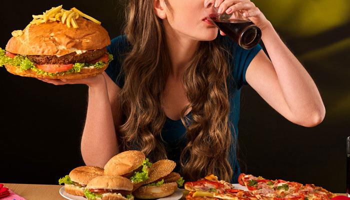 زیادہ کھانے کی بیماری سے کیسے جان چھڑائی جائے ؟