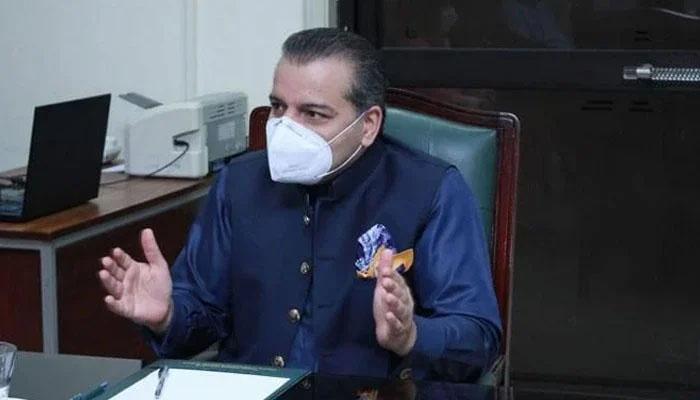 وزیر تعلیم پنجاب ڈاکٹر مراس راس کا کورونا ٹیسٹ مثبت آگیا