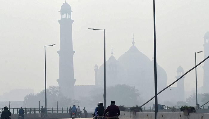 لاہور دنیا بھر میں آلودگی کے لحاظ سے چھٹے نمبر پر ہے