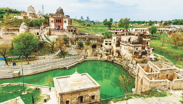 کٹاس راج مندر کا انتظام متروکہ وقف املاک بورڈ کو دینے کا حکم