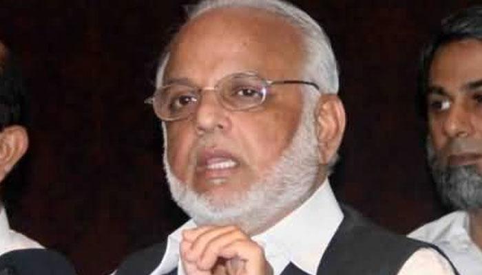 اعجاز چوہدری نے کاغذات نامزدگی جمع کرادیئے