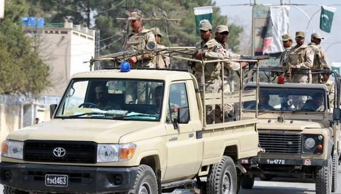 بلوچستان: ایف سی چیک پوسٹ پر دہشت گردوں کا حملہ، سپاہی شہید