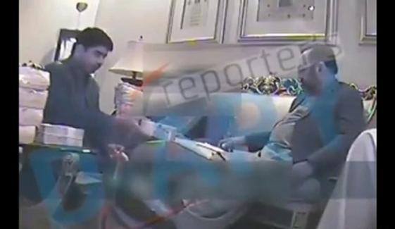 ویڈیو اسکینڈل، نون لیگ نے تحقیقات کیلئے الیکشن کمیشن میں درخواست جمع کرا دی