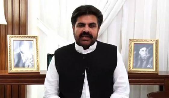 وزیراعلیٰ سندھ نے سرپرائز دینے کی بات کی، ناصر حسین شاہ