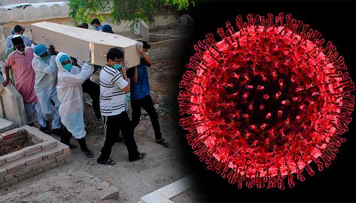 پاکستان: کورونا وائرس سے اموات 12 ہزار 380 ہو گئیں