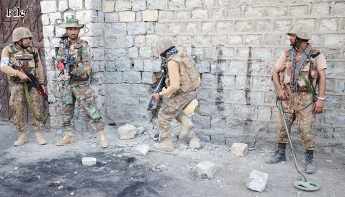 شمالی وزیرستان: میر علی میں آپریشن، 3 دہشتگرد ہلاک