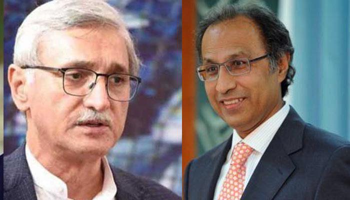 سینیٹ الیکشن : حفیظ شیخ نے جہانگیر ترین سے مدد مانگ لی