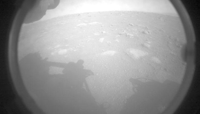 ناسا کا خلائی مشن کامیابی سے مریخ پر لینڈ کرگیا