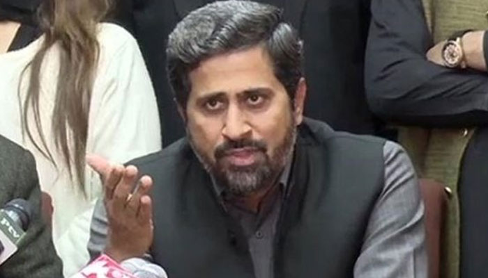 پی ٹی آئی کی فتح ریاست مخالف لیگی بیانیے کے منہ پر طمانچہ ہے، فیاض الحسن چوہان
