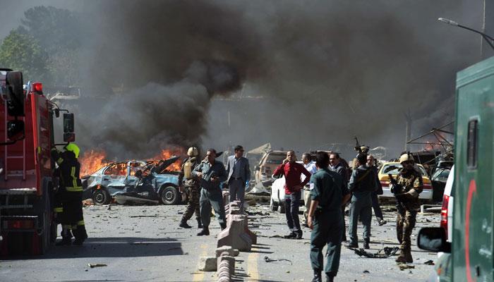 کابل میں 2 دھماکے،خاتون سمیت 3 افراد ہلاک