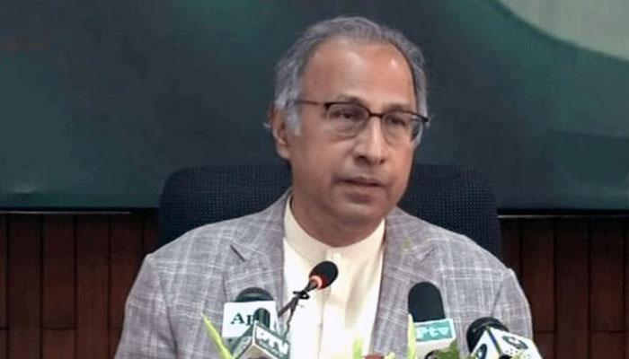 کوشش ہے سینیٹ الیکشن میں لین دین ختم ہو: عبدالحفیظ شیخ