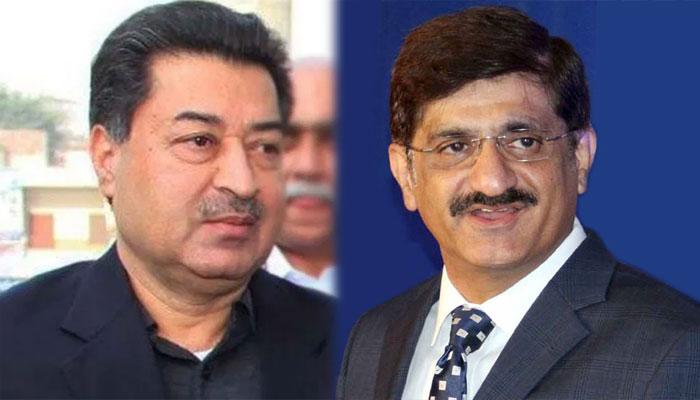 وزیرِ اعلی سندھ کا چیف الیکشن کمشنر کو فون