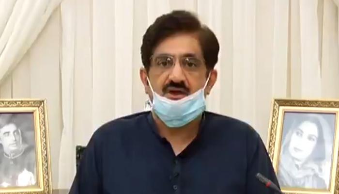 وزیر اعلیٰ سندھ کی پی پی پی کی جیت پر تھر کے عوام کو مبارکباد