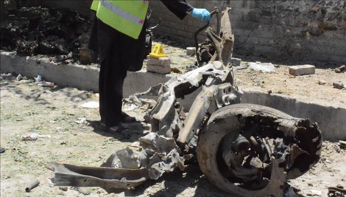 کوہلو میں بارودی سرنگ کا دھماکا،2 افراد زخمی