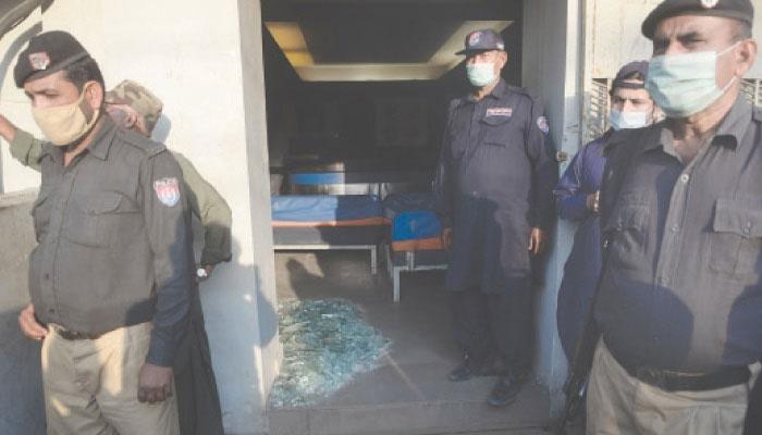 جنگ، جیو حملہ کیس:گرفتار 13 ملزمان عدالتی ریمانڈ پر جیل منتقل