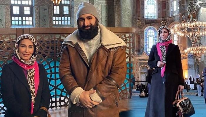 ریما خان کے جلال کے ہمراہ 'دل دل پاکستان' کے نعرے..