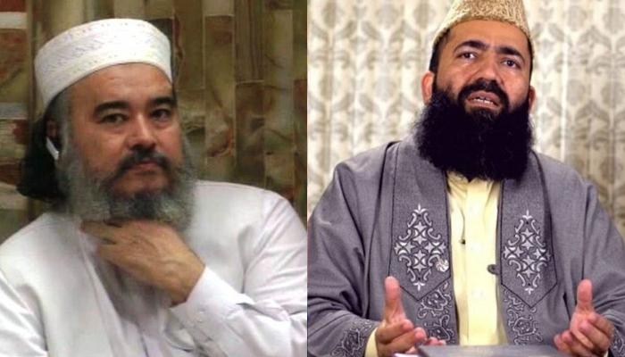 رویت ہلال کے معاملے پر مولانا عبدالخبیر آزاد اور مفتی شہاب الدین کی ملاقات