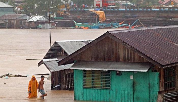 انڈونیشیا اور فلپائن میں شدید بارش و سیلاب، ہزاروں افراد متاثر