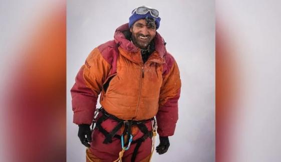 ساجد سدپارہ نے والد کی بیس کیمپ کی آخری ویڈیو جاری کردی