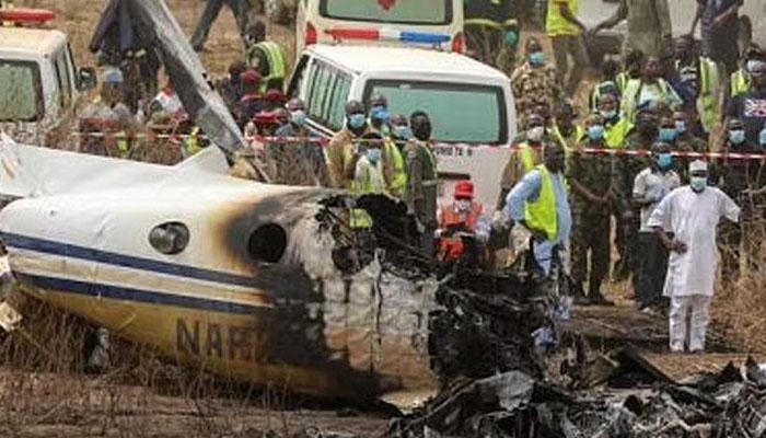 میکسیکو : فوجی طیارہ گر کر تباہ، 6 اہلکار ہلاک