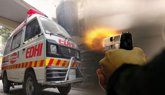 کراچی: مقابلے، مزاحمت، اندھی گولی سے ملزم سمیت 3 زخمی