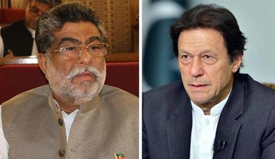 بلوچستان: پی ٹی آئی کے پارلیمانی لیڈر وزیراعظم، چیئرمین سینیٹ اور وزیراعلیٰ سے ناراض