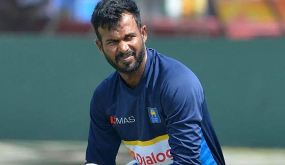 سری لنکن اوپنر نے اچانک ریٹائرمنٹ کا اعلان کردیا