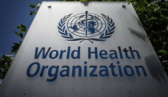 چین نے کورونا وائرس پر تحقیق کیلئے کم کام کیا،ڈبلیو ایچ او