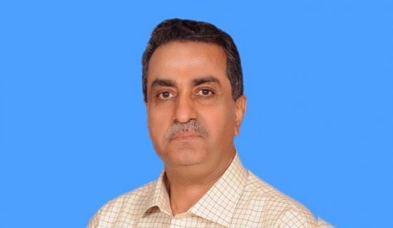 عبدالشکور شاد کی فیاض چوہان پر کڑی تنقید