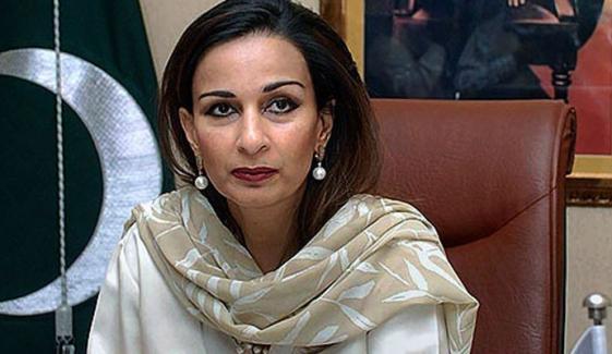 ہمارے وکلاء نے واضح کیا سینیٹ الیکشن میں ووٹ خفیہ ہوتا ہے، شیری رحمان