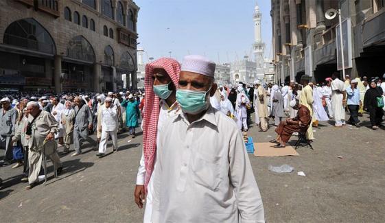 سعودی عرب میں کورونا کیسز، 6 مساجد عارضی طور پر بند