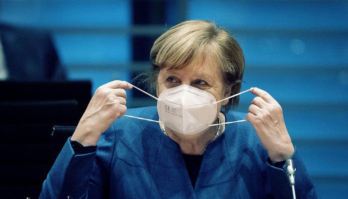 جرمن چانسلر نے کورونا وائرس کی تیسری لہر کا خدشہ ظاہر کر دیا