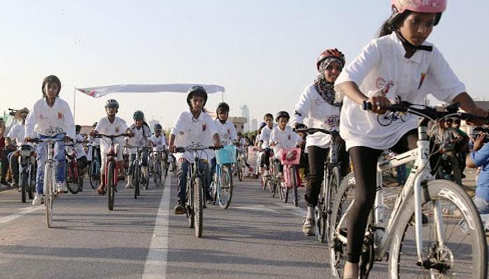 لاہور میں 28 فروری کو سائیکلنگ مقابلے ہونگے