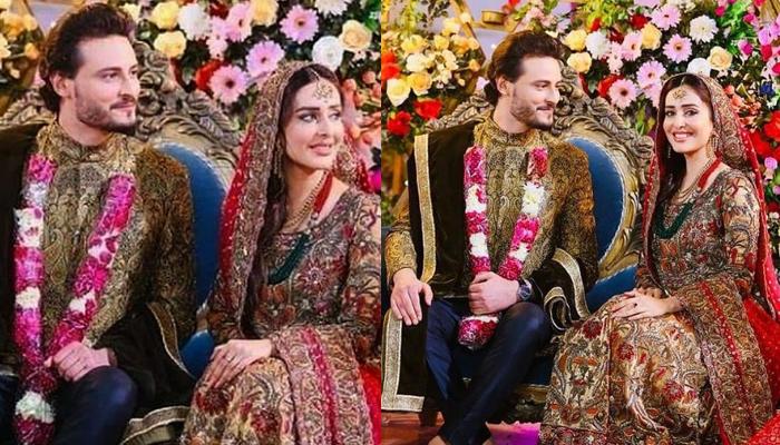 عثمان خالد بٹ نے سدرہ نیازی سے شادی کر لی ؟