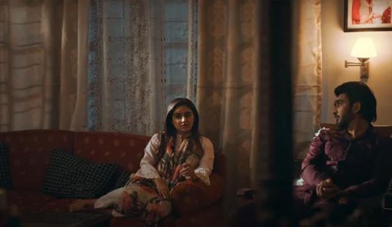 عمران عباس اور حبا بخاری کی 'چاہت' مداحوں کو پسند آگئی