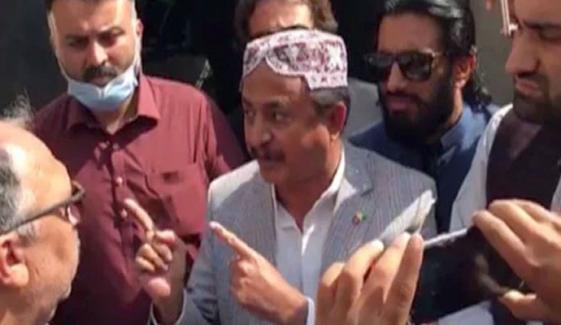 حلیم عادل شیخ کو سندھ اسمبلی پہنچا دیا گیا