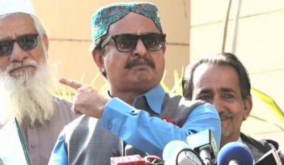 حلیم عادل کی اسمبلی اجلاس میں صوبائی حکومت پر سخت تنقید