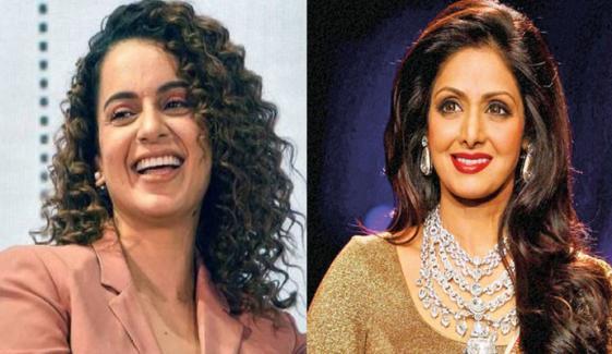 'سری دیوی کے بعد بالی ووڈ کی واحد کامیڈی اداکارہ ہوں'